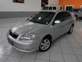 Toyota Corolla Seg 2005 Prata Blindado N Iii-a Ud 79000km Tp
