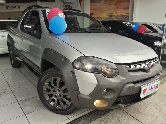 Fiat Strada 1.8 Mpi Adventure Ce 16v Flex Manual Sem Entrada