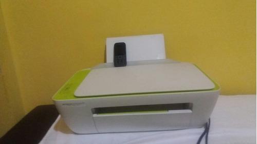 Mi Mini Jet Impresora Hp Imprime,fotocopia Y Scaner Incluido