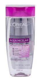 Água Micelar Limpeza Facial 5 Em 1 De L