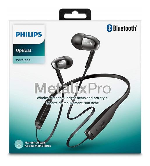 Fone De Ouvido Sem Fio Philips Metalixpro Shb5950 Bluetooth