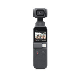 Dji Original Osmo Pocket Câmera Digital 4k Com Estabilizador