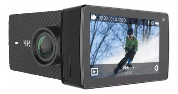Câmera De Ação Yi 4k Plus - Xiaomi - Incrível!!!