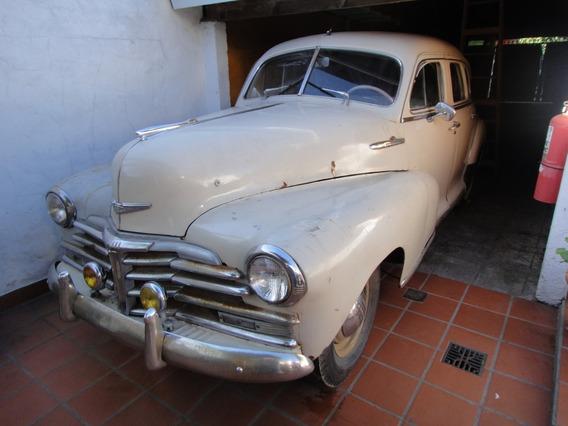 Chevrolet Fleetmaster 1948 - 6 Cilindros