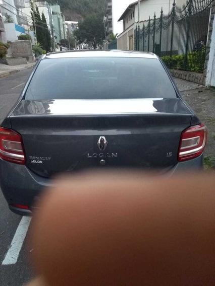 Renault Logan 1.6 16v Expression Advantage Sce 4p 2018