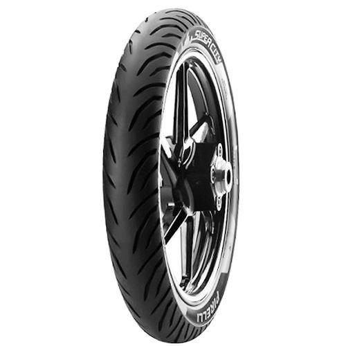 Pneu Pirelli 110 80 14 Super City Tras Moto Honda Biz 100/25