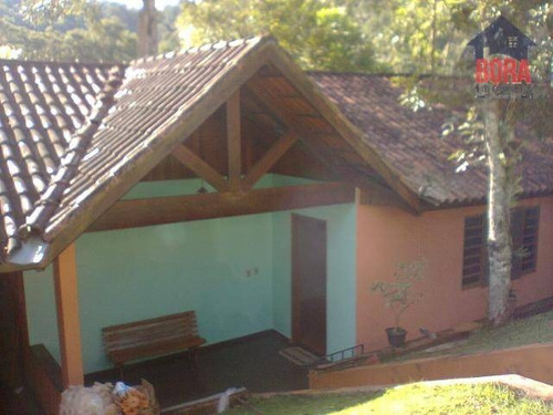 Chácara Com 3 Dormitórios À Venda, 1360 M² Por R$ 400.000,00 - Jardim Cinco Lagos - Mairiporã/sp - Ch0327