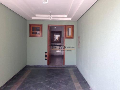 Sobrado À Venda, 144 M² Por R$ 650.000,00 - Mandaqui (zona Norte) - São Paulo/sp - So1353