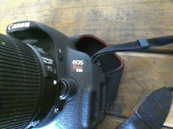 Camara Fotografica Canon T5i