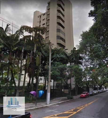 Imagem 1 de 30 de Apartamento Residencial Com 4 Dormitórios À Venda Na Rua Edson-  Campo Belo, São Paulo/sp - Ap3093
