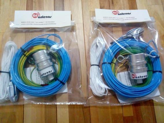 Antena Longwire 22 Metros Para Radioamadorismo 10-80m