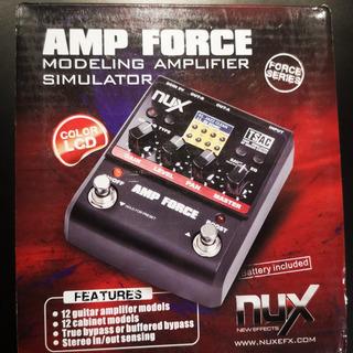 Nux Amp Force Modeling Amplifier Simulator