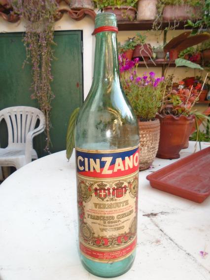 Botella Antigua Cinzano 1500 Ml