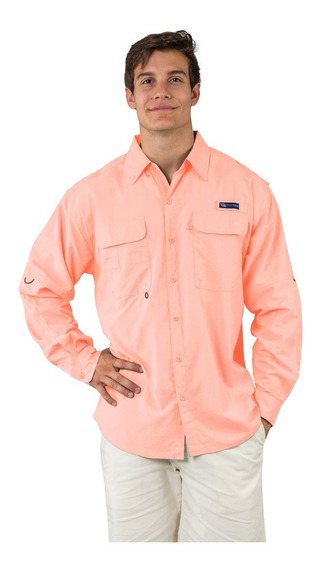 Camisa Manga Larga Pesca Secado Rápido