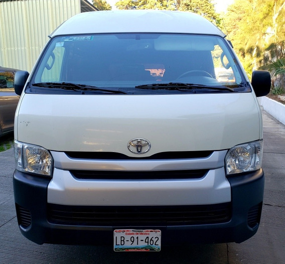 Toyota Hiace 2.7 Panel Super Larga Mt 2019 *financiamiento*