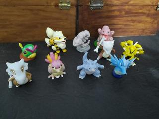 Muñecos Pokémon Originales Tomy - Precio Por Unidad