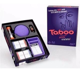 Juego De Mesa Tabu Taboo Hasbro Original