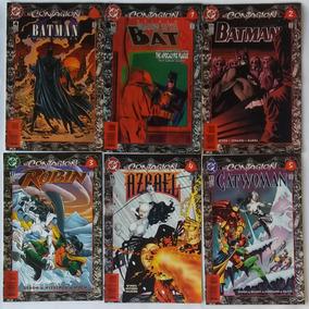 Batman Shadow Of The Bat Contagion 12 Hq Gibi Em Inglês Impo