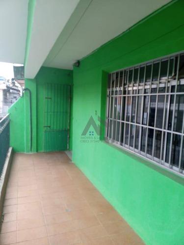 Imagem 1 de 11 de Sobrado Com 6 Dormitórios À Venda, 105 M² Por R$ 490.000,00 - Jardim Ponte Rasa - São Paulo/sp - So0250