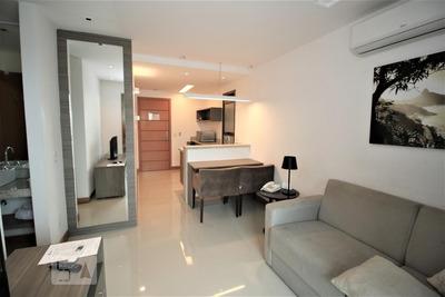 Studio No 9º Andar Mobiliado Com 1 Dormitório E 1 Garagem - Id: 892929294 - 229294