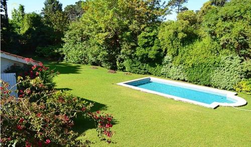 Hermosa Casa En Venta Y Alquiler En El Corazón De San Rafael - Punta Del Este- Ref: 2046