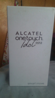 Alcatel One Touch Idol Mini Rojo
