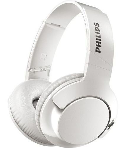 Fone De Ouvido Bluetooth Sem Fio Shb3075 Philips,branco Novo
