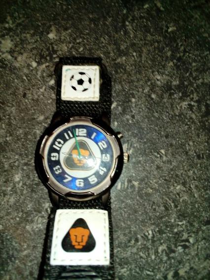 Reloj De Los Pumas Con Luz