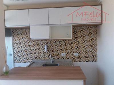 Apartamento Residencial À Venda, Bonsucesso, Guarulhos. - Ap0760