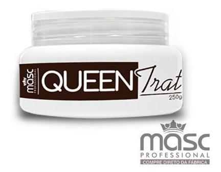 Imagem 1 de 1 de Máscara Crescimento Queen Trat - Anti Caspa Home Care 250g