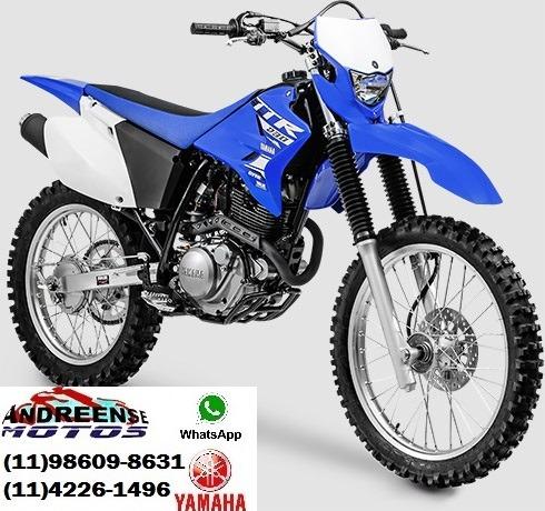 Yamaha - Tt-r 230 - 2019 Plano De Financiamento Taxa Zero