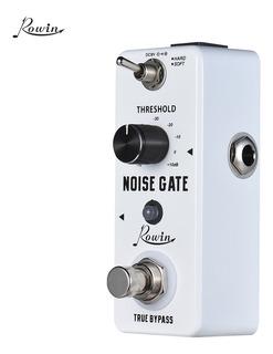 Rowin Noise Gate Pedal Efecto Guitarra Reducción Ruido
