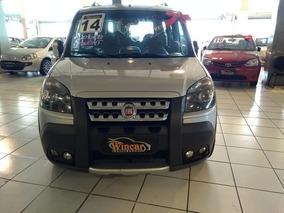 Fiat Doblo Adventure 1.8 8v 5p (flex) 2014