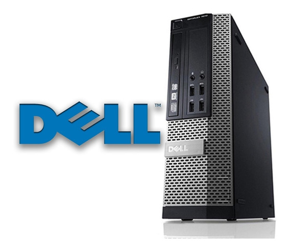 Cpu Dell Optiplex 990 Core I5-2400 Windows 10 Pro 4gb 500gb