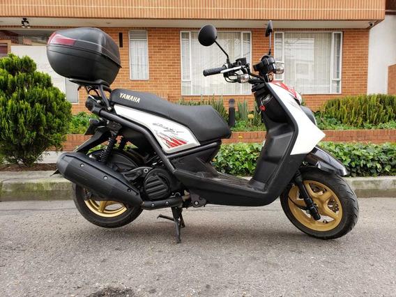 Motivo Viaje - Yamaha Bwz 125cc 2016 - Escucho Propuestas -
