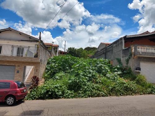 Terreno À Venda, 250 M² Por R$ 85.000 - Parque Dos Pinheiros - Piracaia/sp - Te0373