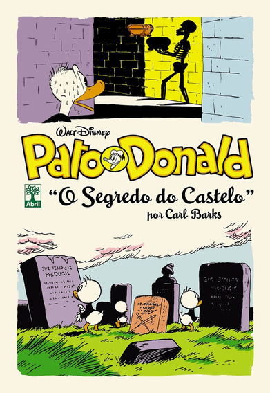 Pato Donald O Segredo Do Castelo Abril - Bonellihq Cx88 G19