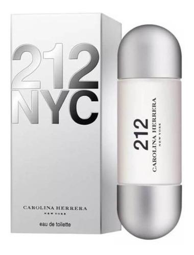 Carolina Herrera Nyc Perfume Feminino 60ml
