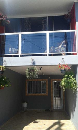 Imagem 1 de 14 de Casa 3 Dormitórios Jd Colonial