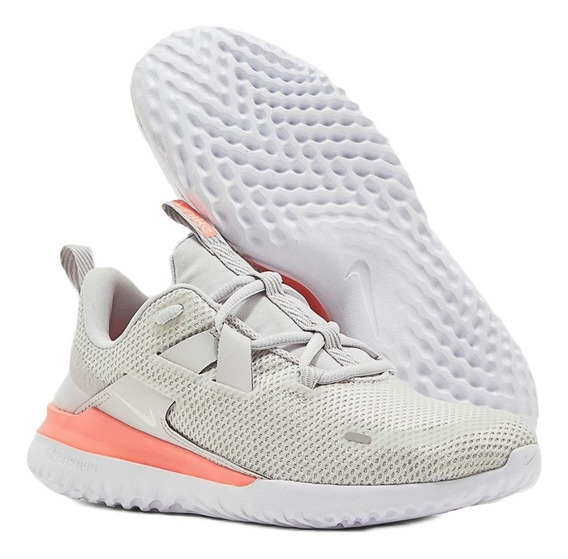 Zapatillas Nike Renew Arena Gris Coral Cj6027007