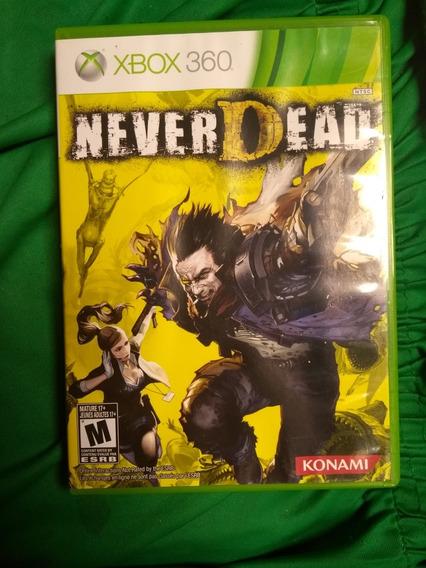 Never Dead - Xbox 360 - Original