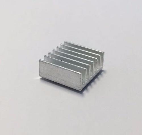 Dissipador De Calor Alumínio Para Raspberry Pi Pi3 X1