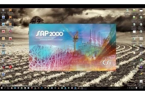 Csi Sap2000 20.1 Ultimate + Curso Em Portugues