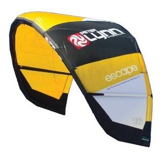 Peter Lynn Escape V5 9m Kitesurf Solo Kite