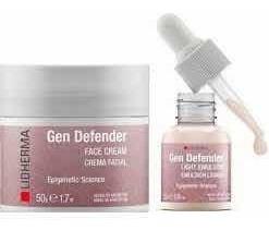 Promo Kit Anti Age Gen Defender Serum Y Crema - Lidherma