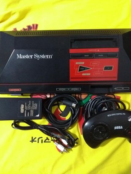 Sega Master System 1 Completo