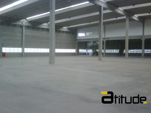 Imagem 1 de 15 de Galpão 3.437 M2  Condomínio Tamboré Barueri - 3205