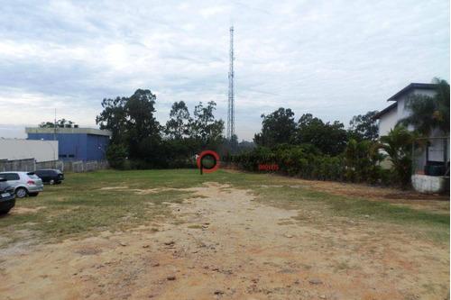 Imagem 1 de 2 de Terreno  Comercial Para Venda E Locação, Alto Da Boa Vista, Sorocaba. - Te0039