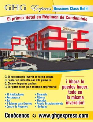El Primer Hotel En Régimen De Condominio - !conocenos¡