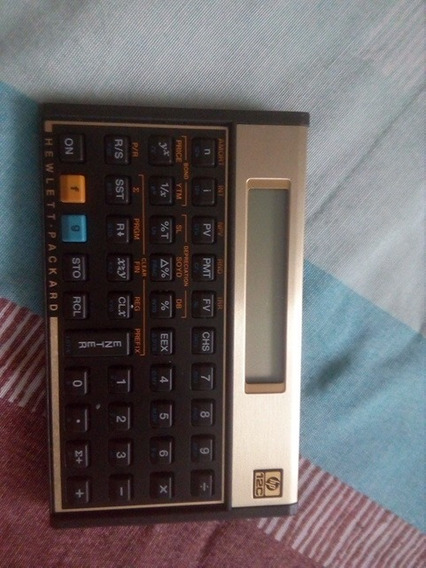 Calculadora Financiera 12c Hp